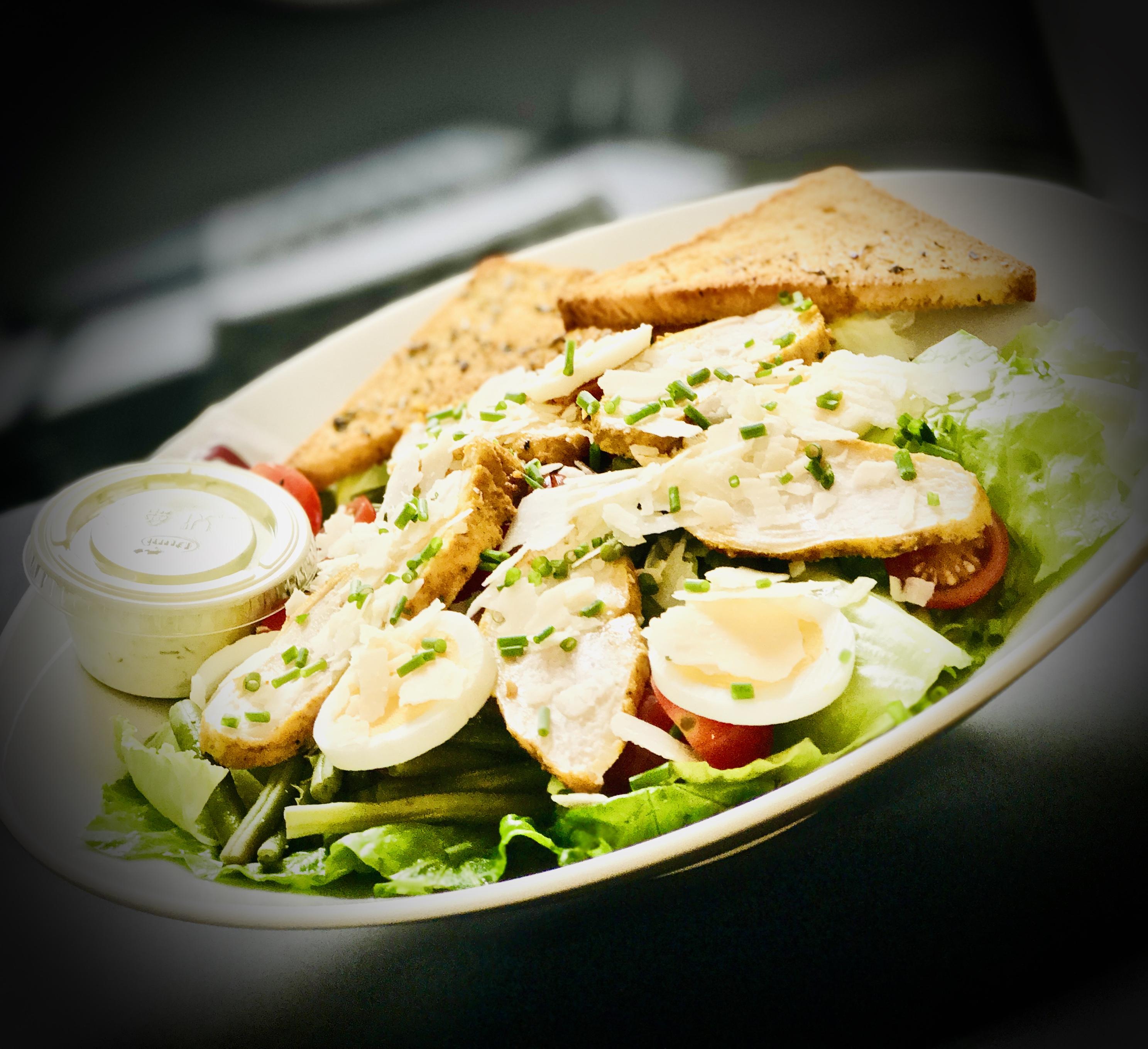 Dé saladebar van Ieper!  Healthyfood!