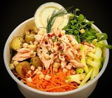 SALADE PULLED SALMON_